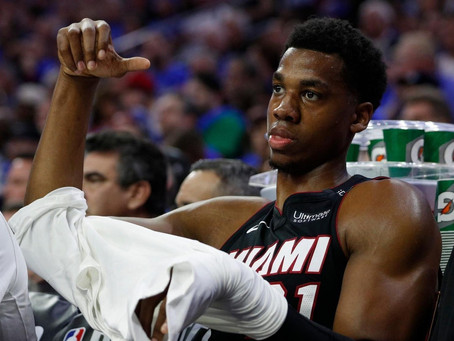 Too Close: The Story of the Miami Heat After Week One