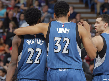 How the T'Wolves Can Help KAT