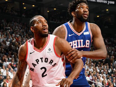 Five Thoughts: Toronto Raptors vs. Philadelphia 76ers