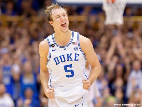 NBA Draft Profile: Luke Kennard