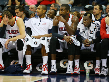 Why Have the Hawks Been Shooting so Poorly?