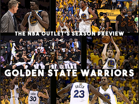 THE NBA OUTLET PREVIEW SERIES: GOLDEN STATE WARRIORS
