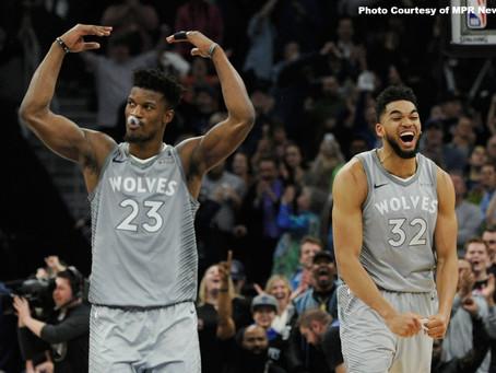 2018 NBA Playoff Preview: Minnesota Timberwolves