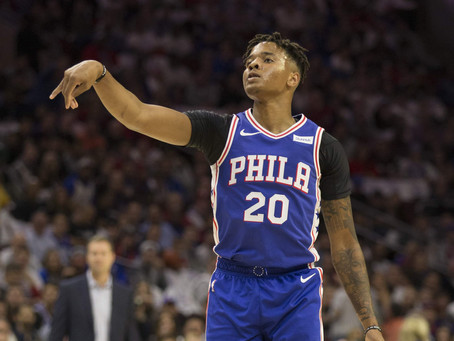2018-2019 Off the Glass Breakout Players Series: Markelle Fultz