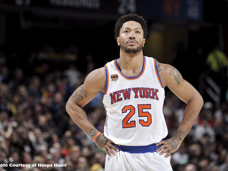 Smelling the Roses: How Derrick Rose Impacts the Cavs