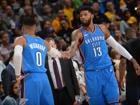 2018-2019 Off the Glass Team Preview Series: Oklahoma City Thunder