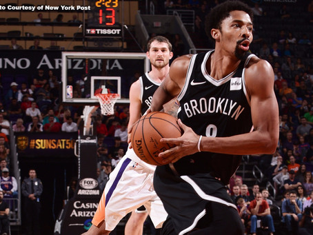 Fantasy Basketball Waiver Wire: Nets G Spencer Dinwiddie