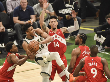Quick Thoughts: Game 5 of Bucks-Raptors