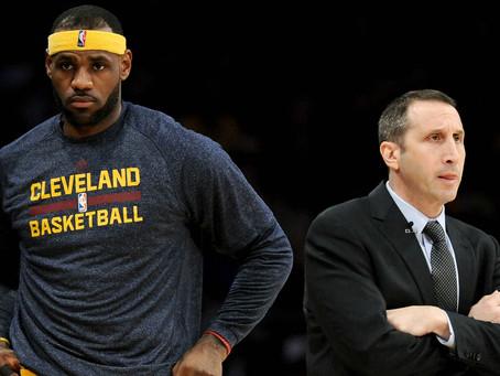 Is LeBron James a Coach Killer?