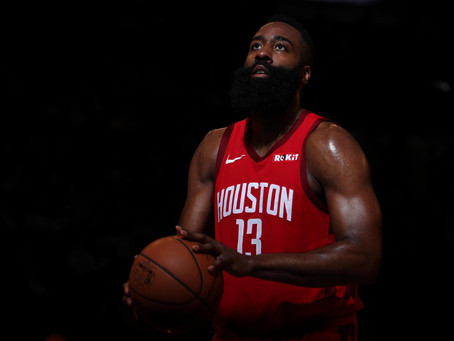What's the Next Step for James Harden?