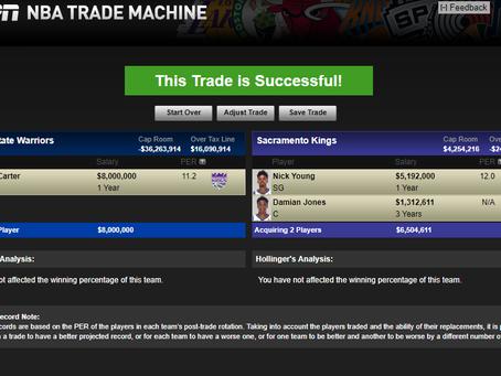 OTG's NBA Trade Deadline Marathon: Day 4