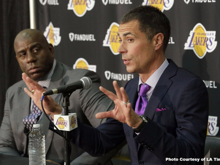 It's Time for the Lakers to Adapt, or Die