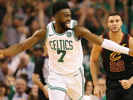 Amid the Celtics Turmoil, Jaylen Brown Shines Bright
