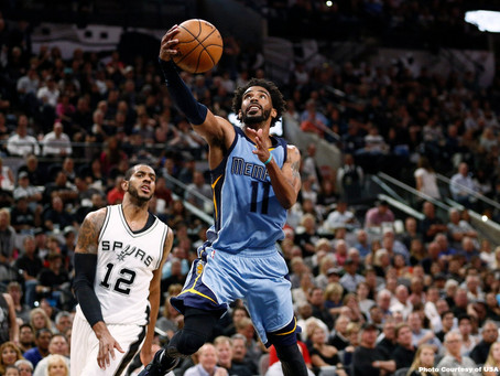 The Grizz Bounce Back in Game 3