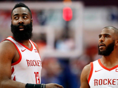 OTG's All-Decade Team: Houston Rockets Edition