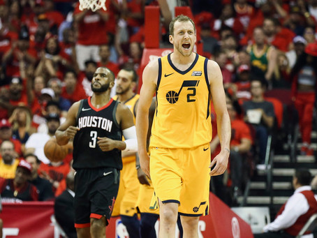 O.T.T.T: Joe Ingles Will Be the Most Improved Player for This Season
