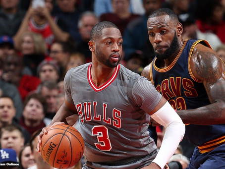 They're Back! The Wade and LeBron Duo Returns