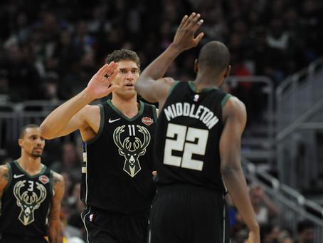 Evaluating the Milwaukee Bucks 2019 Offseason