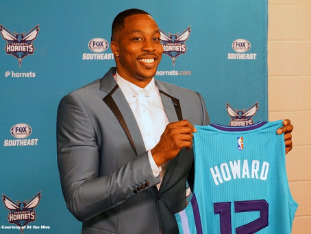 What Type of Sting Can Dwight Bring to the Hornets