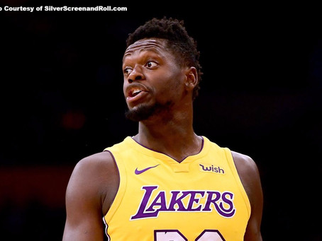 Julius Randle: Dark Horse for 6th Man of the Year