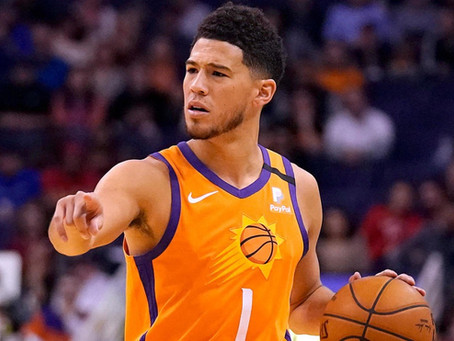 Phoenix Suns 2019-2020 Team Awards