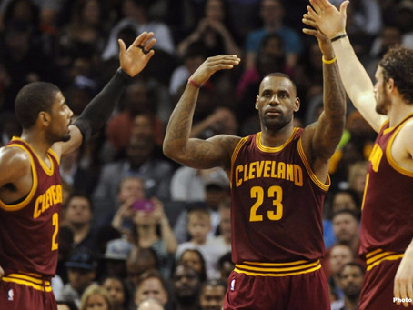 NBA Future Power Rankings: 2. Cleveland Cavaliers