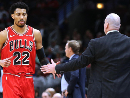 Otto Porter Jr. Fitting in Well With Bulls