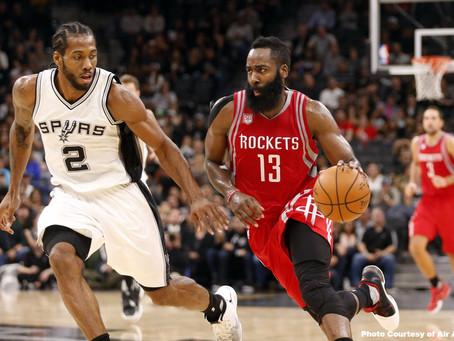 NBA Playoffs: Spurs vs Rockets Preview