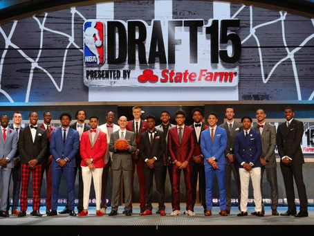 NBA 2015-16 Rookie of the Year Candidates