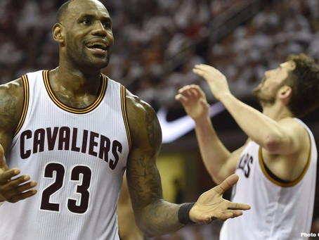 Can the Cavs Defend the Throne?
