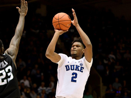 The Best Landing Spots and Pro Comparisons for Cam Reddish