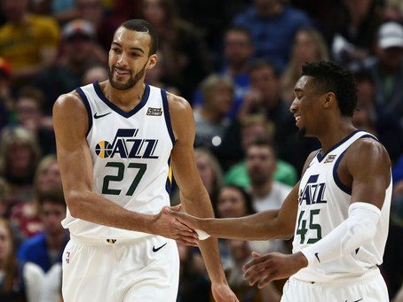 2019 Playoff Preview: Utah Jazz Playoff Preview
