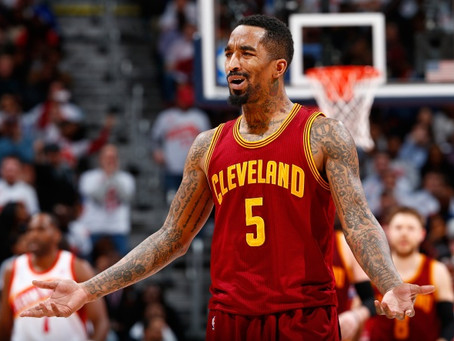 """J.R. """"SMH"""" Smith: 5 Reasons He Remains Unsigned"""