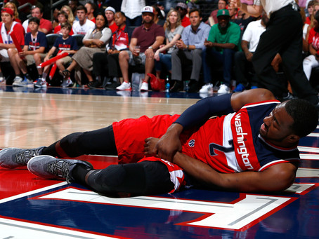 Will Wall's Injury Cost the Wizards the Series?