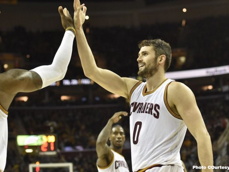 Feelin' the Love: Why Kevin Love's Emergence is Key