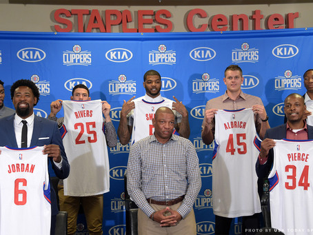 What to Expect From the New and Improved Los Angeles Clippers