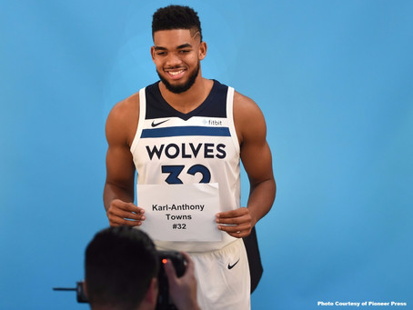 How the Timberwolves New Faces Impact Karl-Anthony Towns