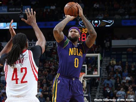 Daily NBA FanDuel Plays: November 7th, 2017
