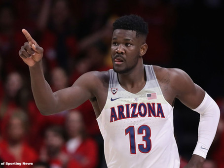 Post-Lottery NBA Mock Draft 2.0