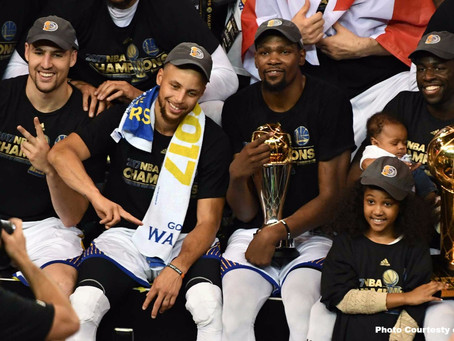 Are the Warriors the Cause of This Chaotic Offseason?