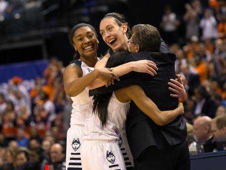 UConn Women: May The Fourth Be With You