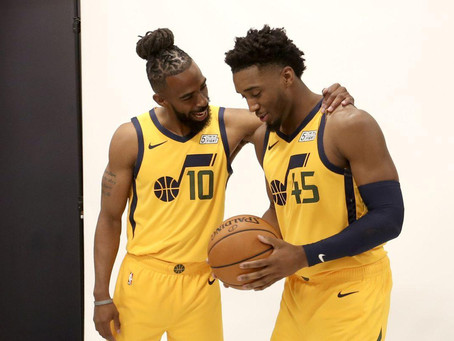 2019-20 NBA Team Preview Series: Utah Jazz