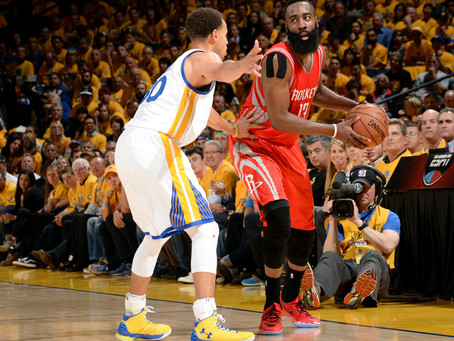 Is James Harden a Top Five Player?