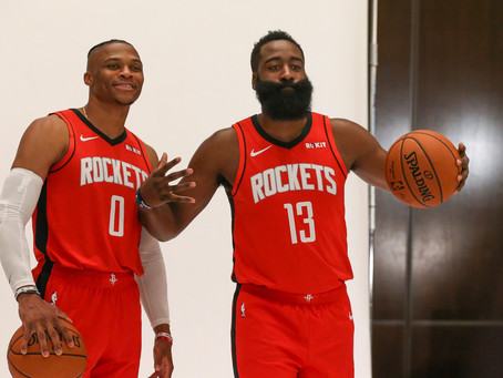 2019-20 NBA Team Preview Series: Houston Rockets