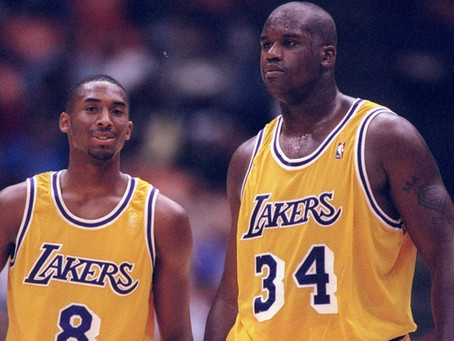 Greatest All-Time Starting 5: Los Angeles Lakers