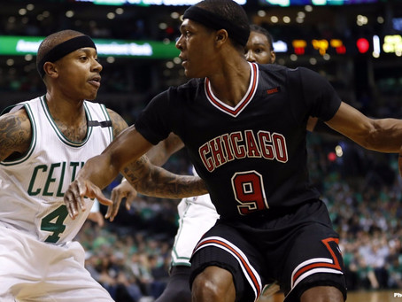 Without Rondo, What Can the Bulls Do?