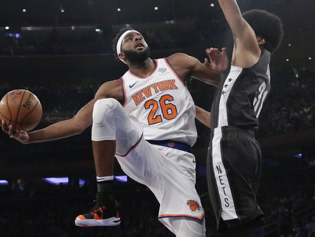 Mitchell Robinson Remains a Man of Intrigue for the Knicks