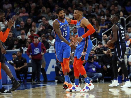 2019 Playoff Preview: Oklahoma City Thunder