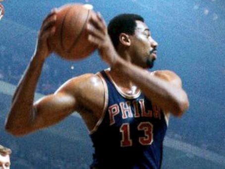 Philadelphia 76ers Mount Rushmore