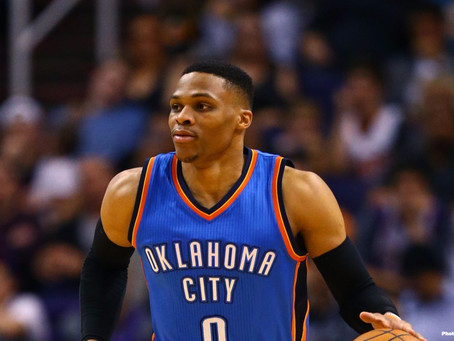 2017 Fantasy Basketball Profiles: 2. Russell Westbrook